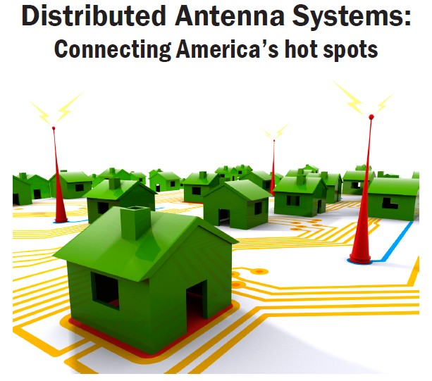Healthcare Wireless And Device Connectivity Distributed Antenna Systems